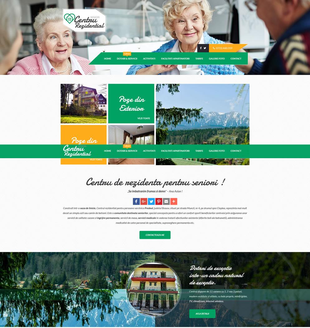 Homepage Camin de batrani Predeal