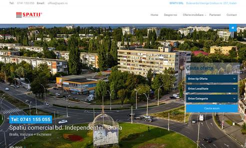 www.spatii.ro