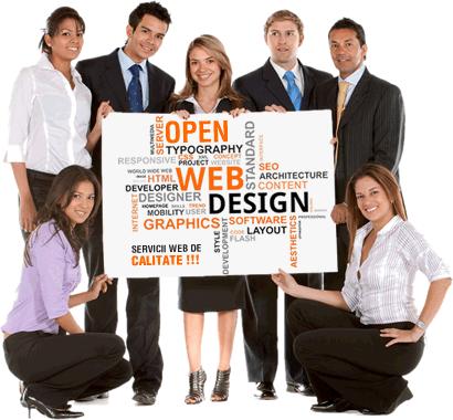 Open Web Design Galati